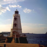 日本一古い木造の灯台