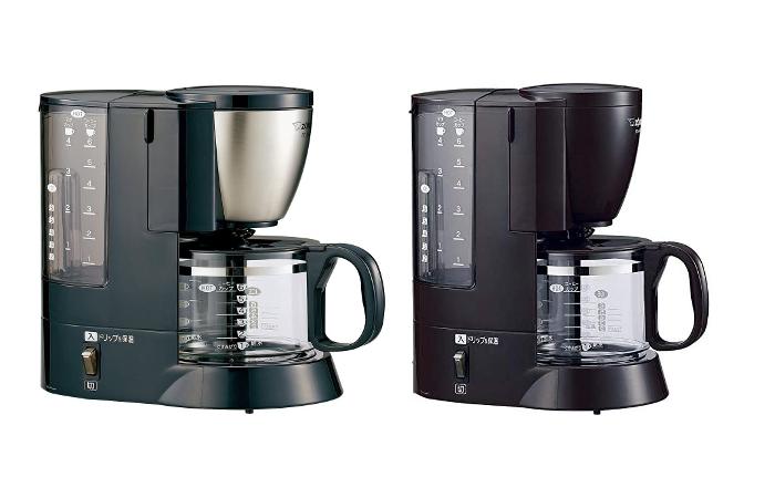 象印 コーヒーメーカー EC-AS60 EC-AK60