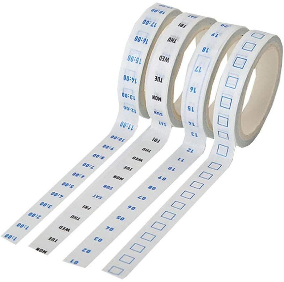 マスキングテープ kamizuki 和紙テープ ホワイト