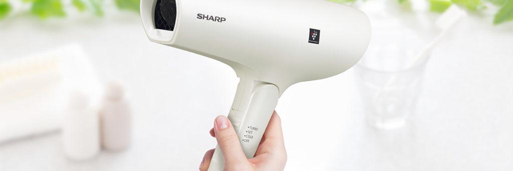 SHARP IB-NP7 メインスイッチメニュー